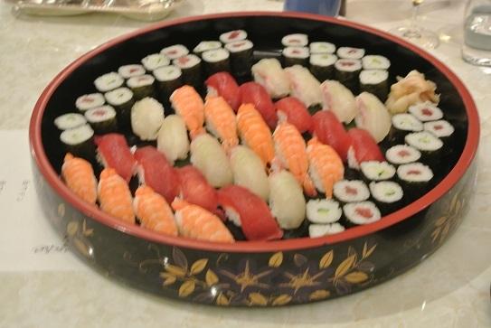 6にぎり寿司