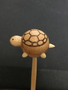 亀の耳かき