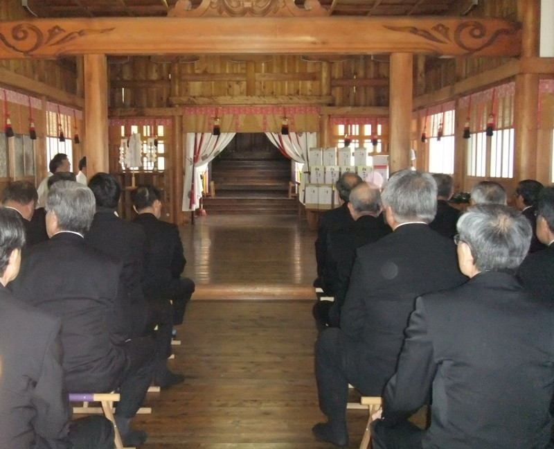 熊野神社例祭