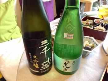 春の日本酒会3