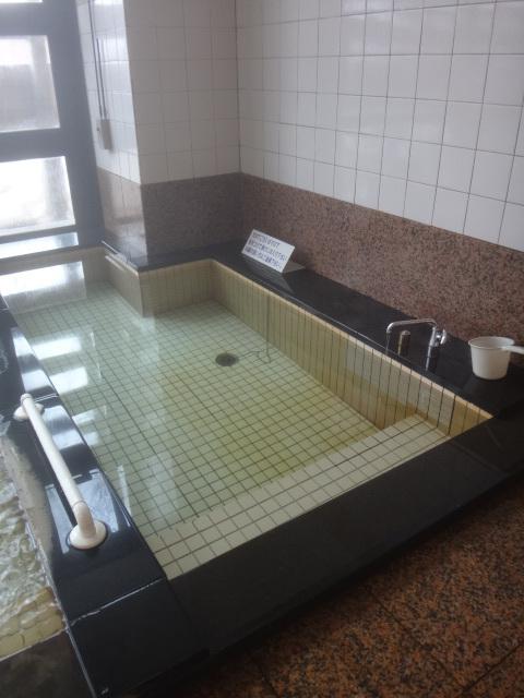 しゃっこい水風呂