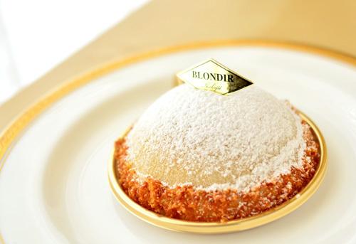 【ケーキ】ブロンディール「モンブランセゾニール」 (2)