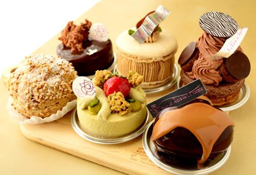 【ケーキ】ラ・ローズ・ジャポネ_170415] (2)