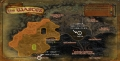 the wastes map