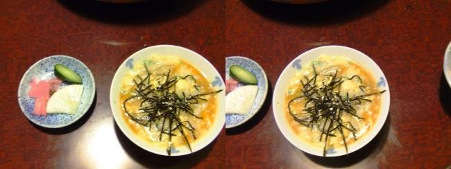 日本料理 桜美琴 うなちり⑤(平行法)