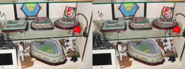 MOTOs Museum 球場展示館①(交差法)