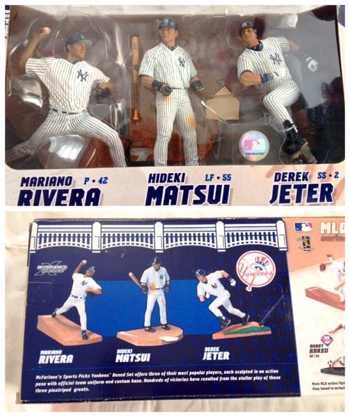 NewYork Yankees 3Pack