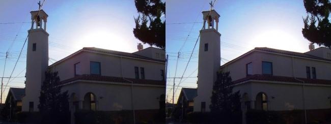 近江八幡教会(平行法)
