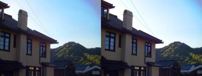 アンドリュース記念館・八幡山(平行法)