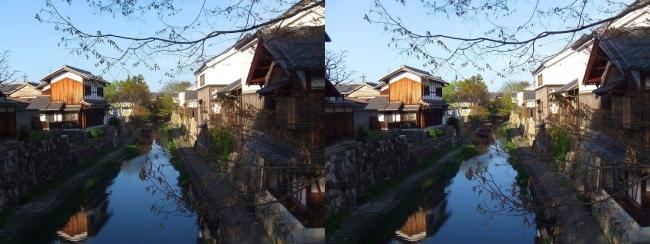 八幡堀⑥(平行法)