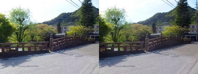 明治橋①(交差法)