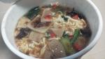日清食品「カップヌードル リッチ あわび風味オイスター煮込み」