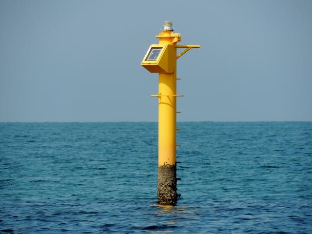 N9030ソーラー灯台