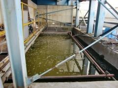 乳製品工場水処理プラント1