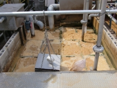 乳製品工場水処理プラント3