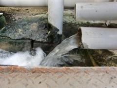 乳製品工場水処理プラント4