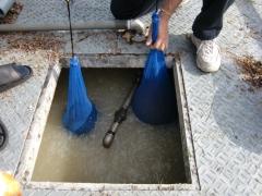給食業者排水処理1