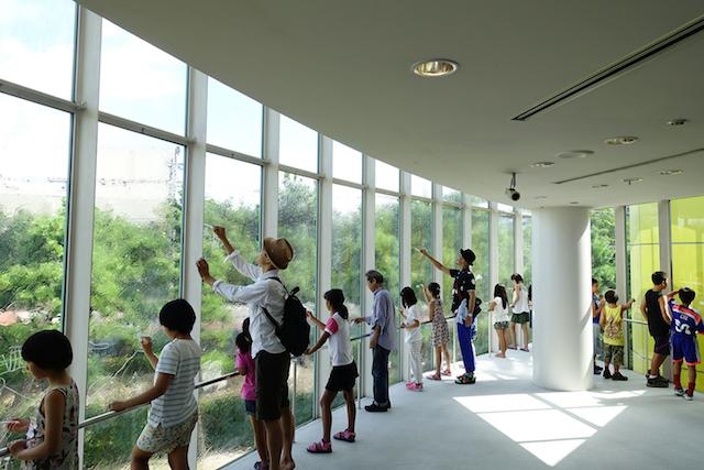 滋賀県立近代美術館マデカラフェスタ中島麦nakajimamugi0