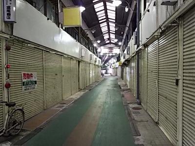 思い出の商店街