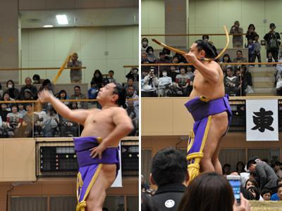 大相撲宝塚場所 13
