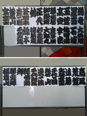 大相撲宝塚場所 15