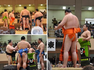 大相撲宝塚場所 3