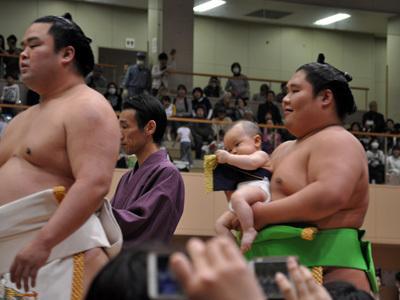 大相撲宝塚場所 5