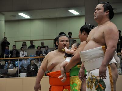 大相撲宝塚場所 6