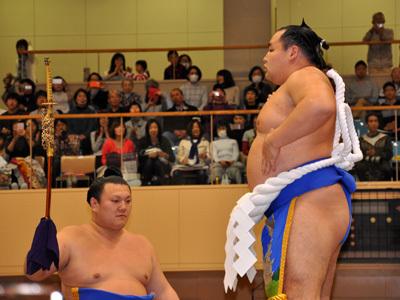 大相撲宝塚場所 7