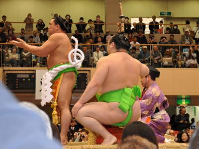 大相撲宝塚場所 8