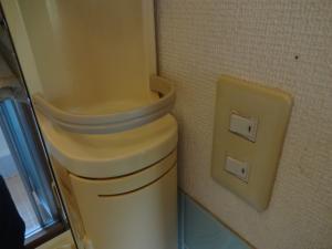 部屋回り ハウスクリーニング 奈良 スイッチ