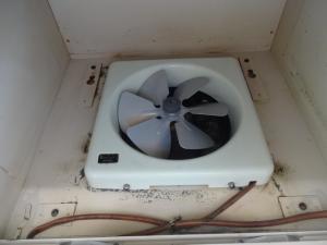 キッチン 掃除 換気扇 奈良