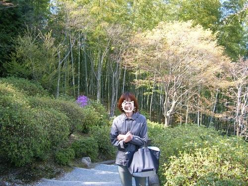 嵐山一人旅2