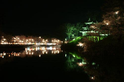 20170415夜桜1