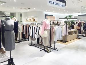MERCURYDUO 渋谷マルイ店