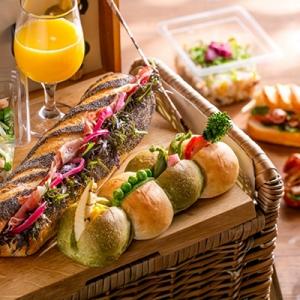 春野菜サンド