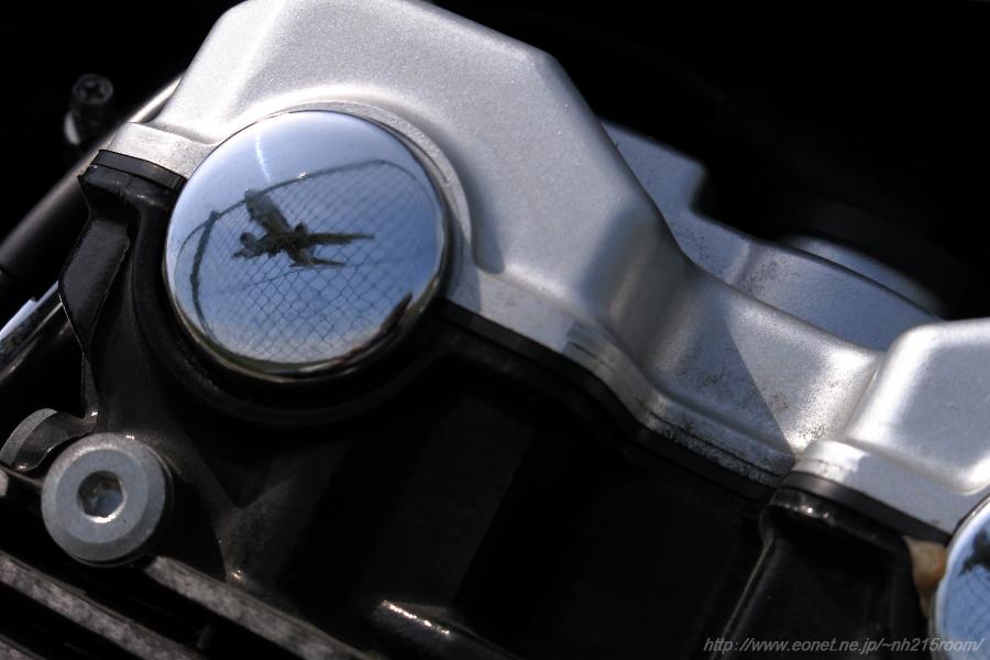 エンジンの中の空