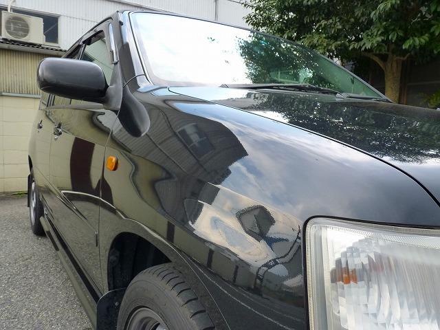マジ洗車!!