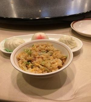 生香園 炒飯