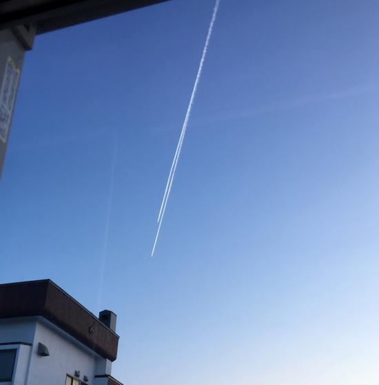 飛行機雲2017