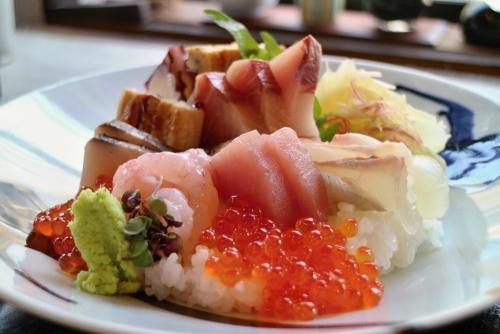 IMG_9599 海鮮丼