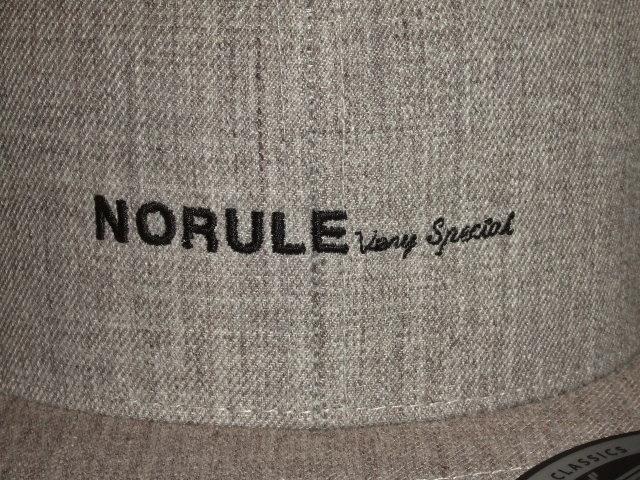 NORULE HGRAY SNAPBACK2