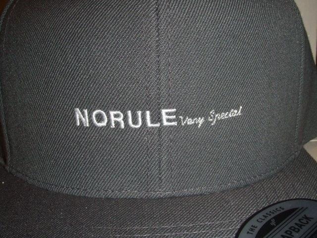 NORULE DGRAY SNAPBACK2