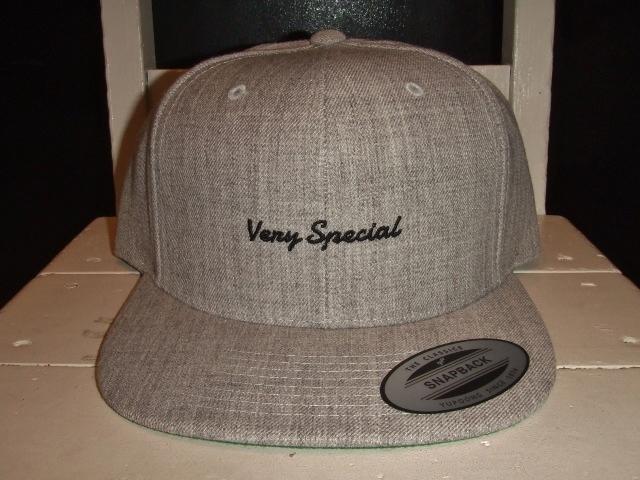 NORULE VERYSPECIAL CAP H.GRAY1