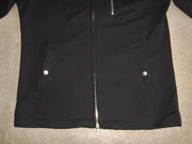 NORULE Stand collar jk black4