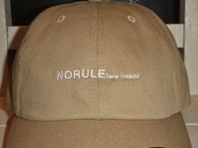 NORULE low cap beige2