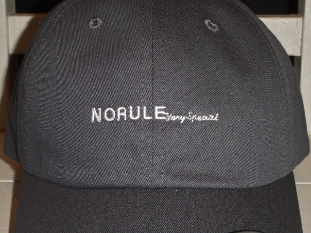 NORULE low cap gray2