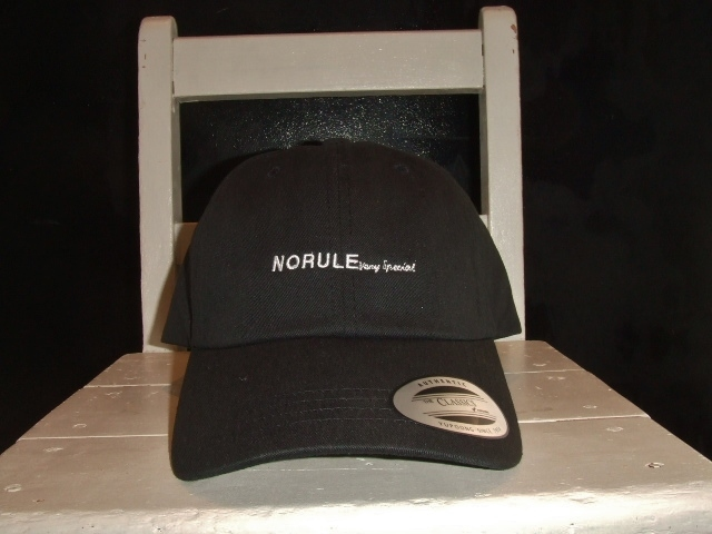 NORULE low cap black1
