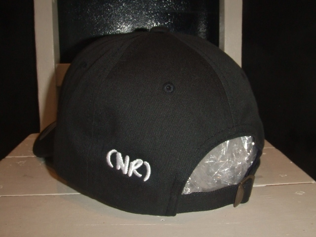 NORULE Low Cap VerySpecial Black3