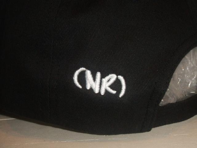 NORULE Low Cap VerySpecial Black5